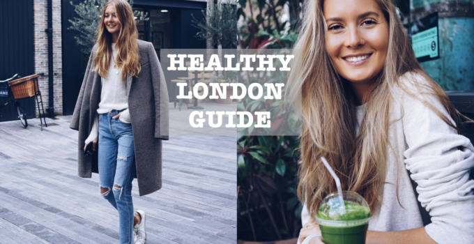 MY HEALTHY LONDON GUIDE