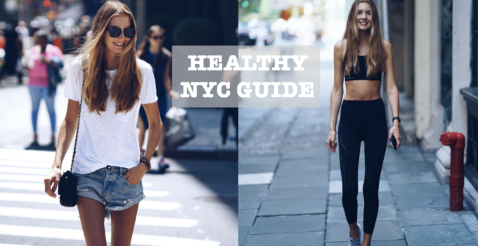 MY HEALTHY NYC GUIDE
